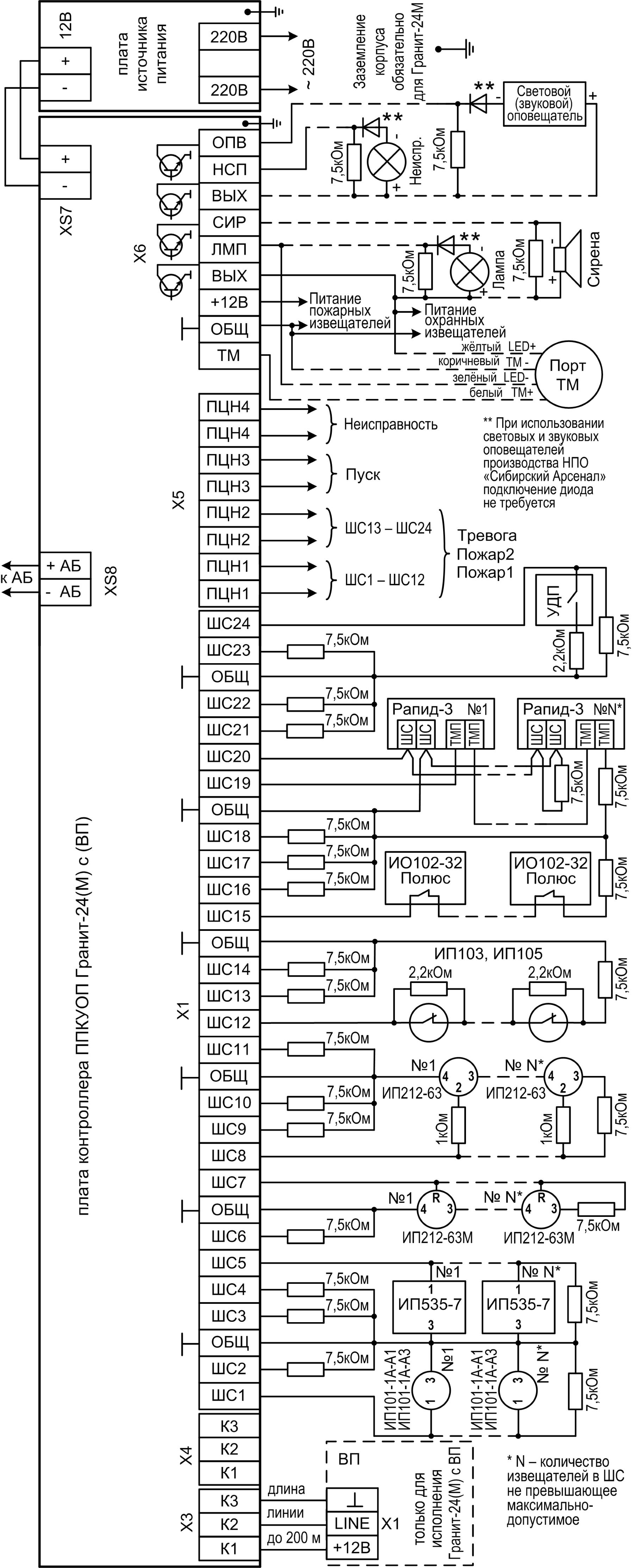 схема ио102-14 (смк-14)